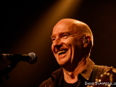 Midge Ure live in Auckland, New Zealand
