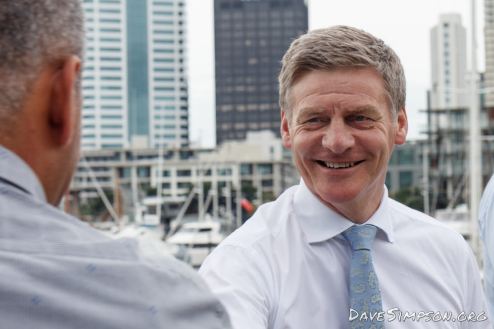 Bill English PM