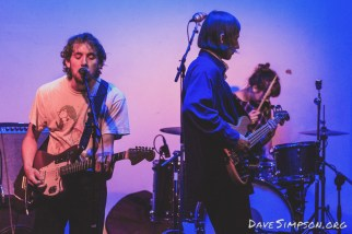 Sea Views live at the Wine Cellar, Auckland 13 April 2017