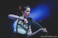 Lindsey Stirling live at the Powerstation, Auckland 19 April 2017