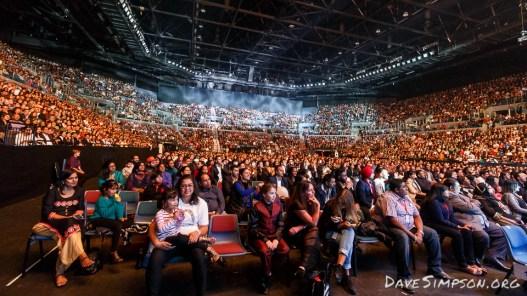 Da-Bang NZ 2017 - the tour at Spark Arena, Auckland, New Zealand on 21 April 2017