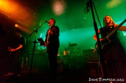 AUCKLAND, NEW ZEALAND - July 4: The Wedding Present perform at Auckland's Kings Arms Tavernon July 4, 2017 in Auckland, New Zealand. (Photo by Dave Simpson/Under The Radar)