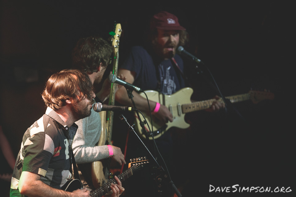 Ha The Unclear supporting The Dandy Warhols at Auckland Powerstation 20 September 2017
