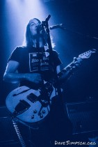 The Dandy Warhols at Auckland Powerstation 20 September 2017