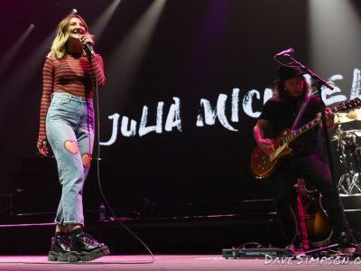 Julia Michaels live at Spark Arena