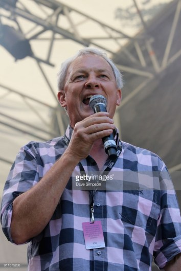 Auckland Mayor Phil Goff at Auckland Laneway 2018