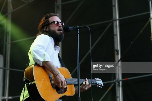 Father John Misty at Auckland Laneway 2018