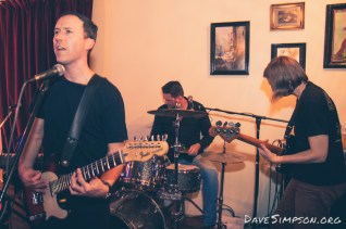 Model Train Wreck - EP Release at Cupid Bar