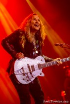Melissa Etheridge live at The Trusts Arena 9 April 2018