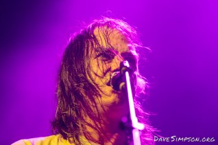 The Brian Jonestown Massacre live at The Powerstation, Auckland 16 June 2018