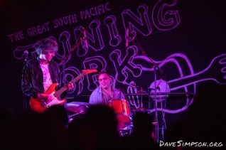 The Lowest Fidelity supporting Bernie Griffen & The Thin Men at The Tuning Fork, Auckland 6 July 2018