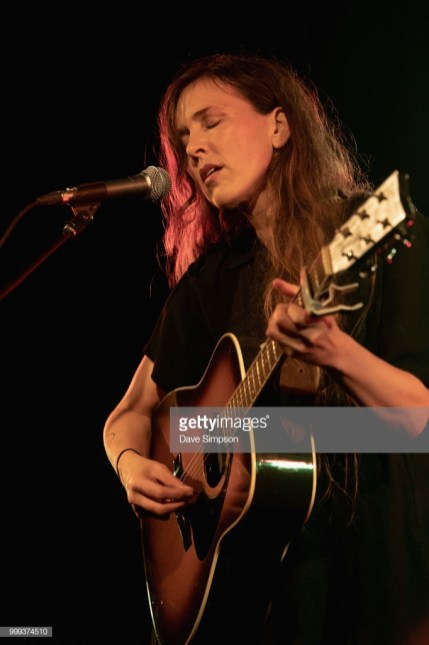 Reb Fountain live at the Tuning Fork supporting Joshue Hedley 15 july 2018