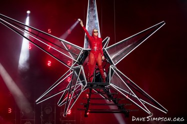 AUCKLAND, NEW ZEALAND - AUGUST 20: Katy Perry performs at Spark Arena on August 20, 2018 in Auckland, New Zealand. (Photo by Dave Simpson/WireImage)
