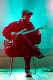 Unknown Mortal Orchestra at Auckland Town Hall, 8 September 2018