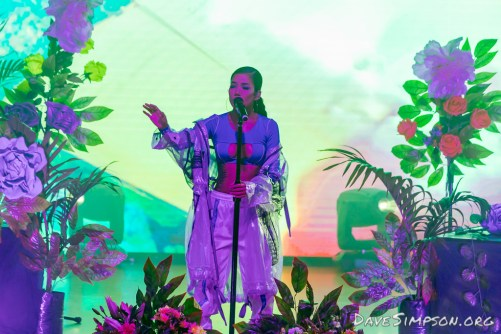 Jhené Aiko live in Auckland 20th September 2018