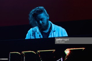 AUCKLAND, NEW ZEALAND - SEPTEMBER 28: QUIX performs during Listen In at Spark Arena on September 28, 2018 in Auckland, New Zealand. (Photo by Dave Simpson/WireImage)