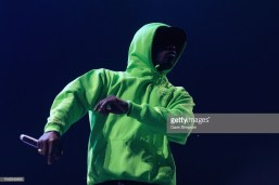 AUCKLAND, NEW ZEALAND - SEPTEMBER 28: Skepta performs during Listen In at Spark Arena on September 28, 2018 in Auckland, New Zealand. (Photo by Dave Simpson/WireImage)