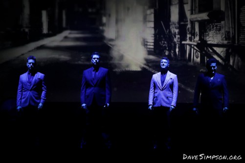 Il Divo live in Auckland 27 October 2018