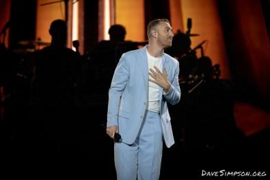 Sam Smith live at Spark Arena, Auckland 2nd November 2018