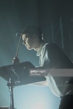 AUCKLAND, NEW ZEALAND - JANUARY 09: Mura Masa performs on stage during FOMO By Night Festival at Spark Arena on January 9, 2019 in Auckland, New Zealand. (Photo by Dave Simpson/Getty Images)