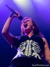 Devil Skin live at Spark Arena 26 January 2019