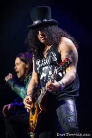 Slash and Miles Kennedy live at Spark Arena 26 January 2019