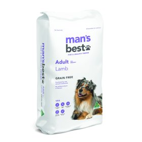 Man's Best Dog Food