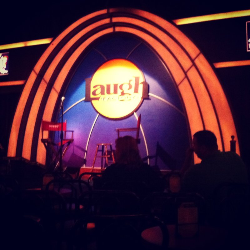 Laugh Factory Hollywood Parking