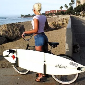 blocksurf side ride bike rack