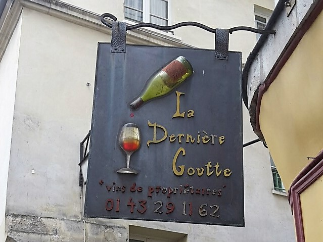 La Dernière Goutte Provides Ingenious French Wine and Food Moments in Paris
