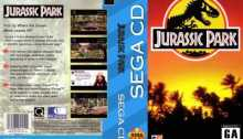 Jurassic-Park-Sega-CD-Cover