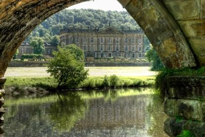 Chatsworth under the Bridge
