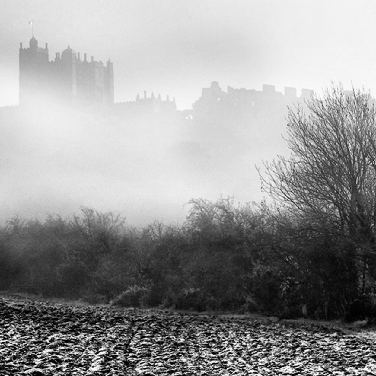 Misty Bolsover Castle