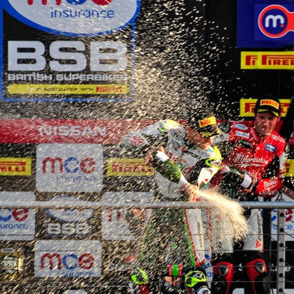 Champagne Victory BSB 2014