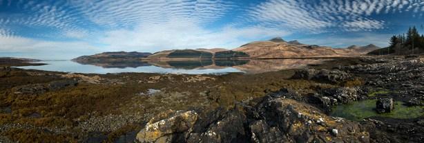 Isle of Mull Panoramic