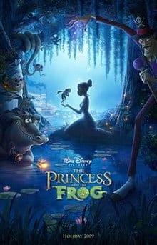 Disney The Princess and the Frog [RU5Y4Q]