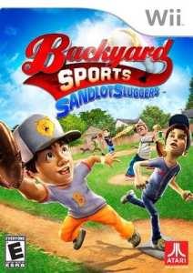 Backyard Baseball – Sandlot Sluggers [WBFS] [SADE70]