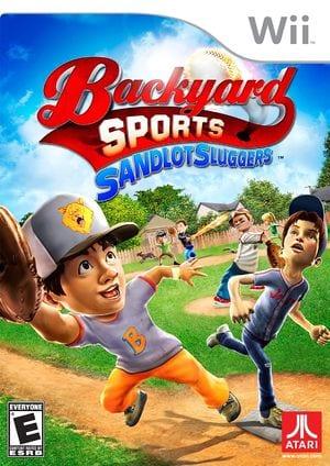 Backyard Baseball - Sandlot Sluggers [SADE70]