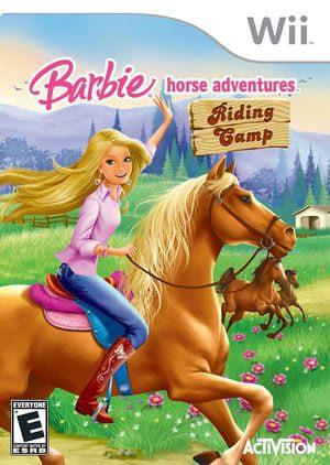 Barbie Horse Adventures - Riding Camp [RRCE52]