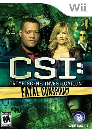 CSI - Fatal Conspiracy [SCIE41]