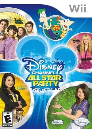 Disney Channel - All Star Party [SDGE4Q]