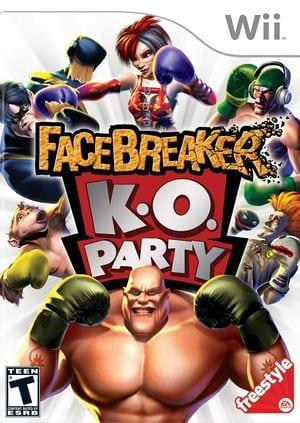 FaceBreaker K.O. Party [RFQE69]