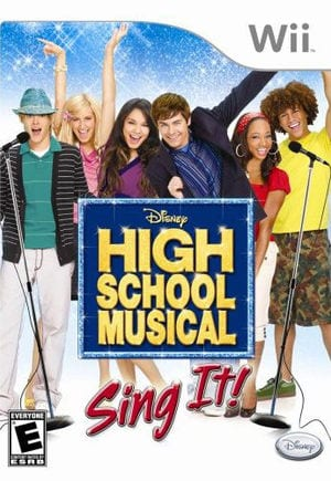 High School Musical- Sing It! [RI2E4Q]