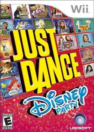 Just Dance Disney Party [SJ6E41]