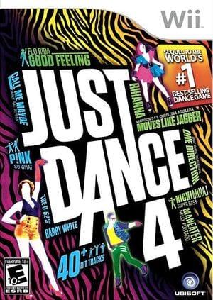 Just Dance 4 [SJXE41]