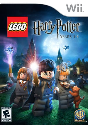 LEGO Harry Potter: Years 1-4 [R25PWR]