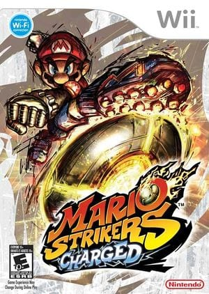 Mario Strikers Charged Football [R4QP01]