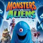 Monsters vs Aliens [RVZE52]