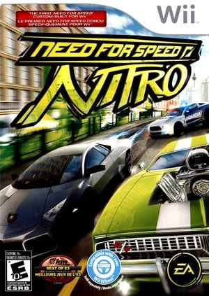 Need for Speed - Nitro [R7XE69]