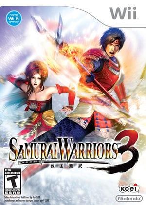 Samurai Warriors 3 [S59E01]
